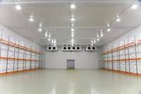 Переоборудуем любое здание под морозильную или холодильную камеру с холодильным оборудованием