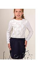 Нарядное платье в школу 1776 р 122-146 mevis