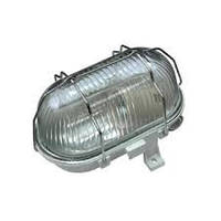 Светильник светодиодный влагозащищенный овал белый (светильник светодиодный ip44) 100w E27,ELM