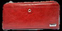 Женский кошелек BALISA на кнопках бордового цвета DTO-005567