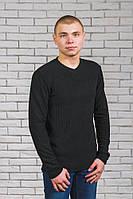Мужской джемпер черный
