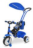 Велосипед детский трехколесный Milly Mally Boby Deluxe (Польша), фото 3