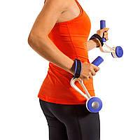 Гантели-утяжелители для спортивной ходьбы и фитнеса Swing Weights
