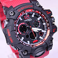 Часы наручные G-SHOCK красный ремень