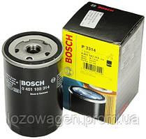Фильтр масляный 1.6  Bosch 0451103314