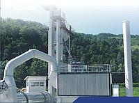 Асфальтосмесительная установка AYDIN İNŞAAT MAKİNA D-AP 160