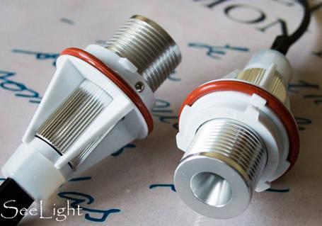 Светодиодные лампы (ангельские глаза) BMW 5W  450 LUMEN, фото 2
