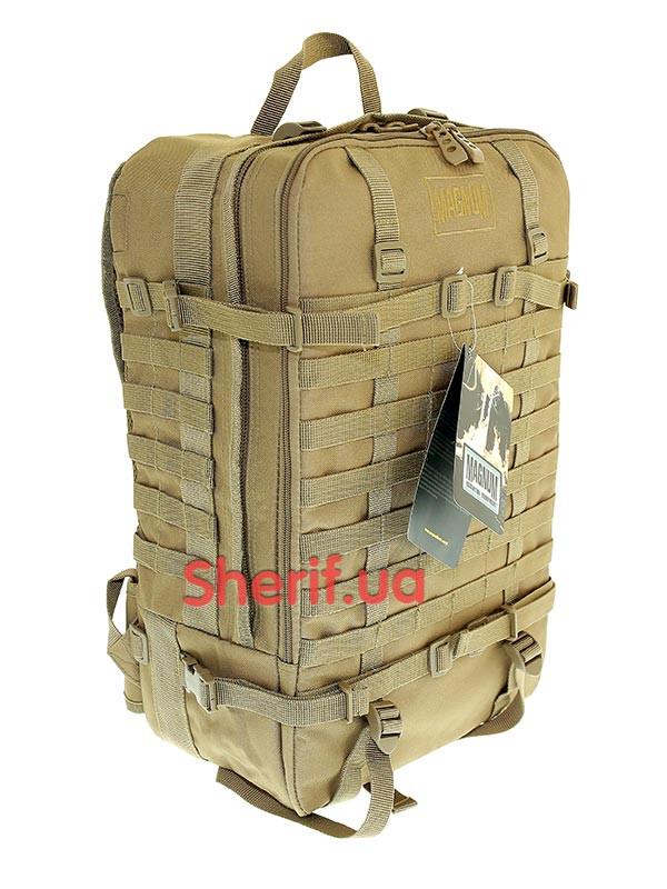 Рюкзак тактический 40 литров Magnum Tajga Coyote,  MG0013PL1CT