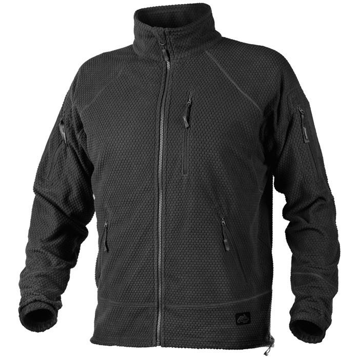Куртка флисовая Helikon-Tex® Alpha TACTICAL/ Black