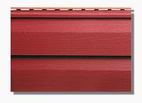 Сайдинг Альта Канада Премиум Красный 3,66*0,23