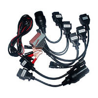 Набор OBD2 переходников для Autocom CDP TCS DS150