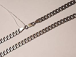 Срібний ланцюжок (Гурмет). Артикул 804В 8/60