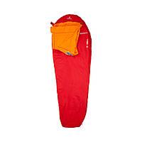 IE203L-R2 L-2L  Спальный мешок Trek -6 L-XL Sleeping bag красный р.L-2L R