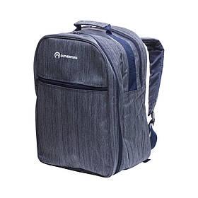 IE6401-Z3 0  Рюкзак пикниковый на 3 персоныPicnic backpack for 3 persons сапфировый р.0