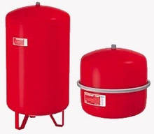 Розширювальні баки для систем опалення та водопостачання Flexcon