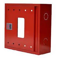 Шкаф пожарный 600х600х230 красный
