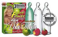 Презервативы Sexy Fruits 3 шт