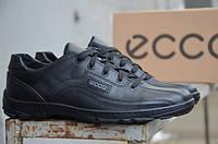 Кроссовки кожаные ECCO