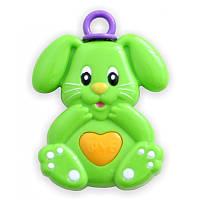 Погремушка Кролик  OРМ-102-02 музыкальная Baby Mix