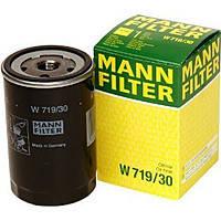 Фильтр масляный 1.6 Mann W719/30