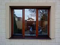 Реставрация и ремонт деревянных окон из евробруса