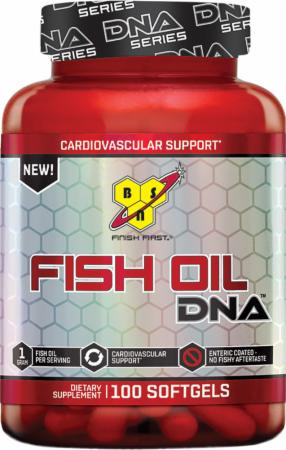 BSNFish Oil DNA 100 softgels