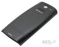 Задняя часть корпуса (крышка аккумулятора) Nokia X2-05 Original Black