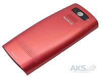 Задняя часть корпуса (крышка аккумулятора) Nokia X2-05 Original Red