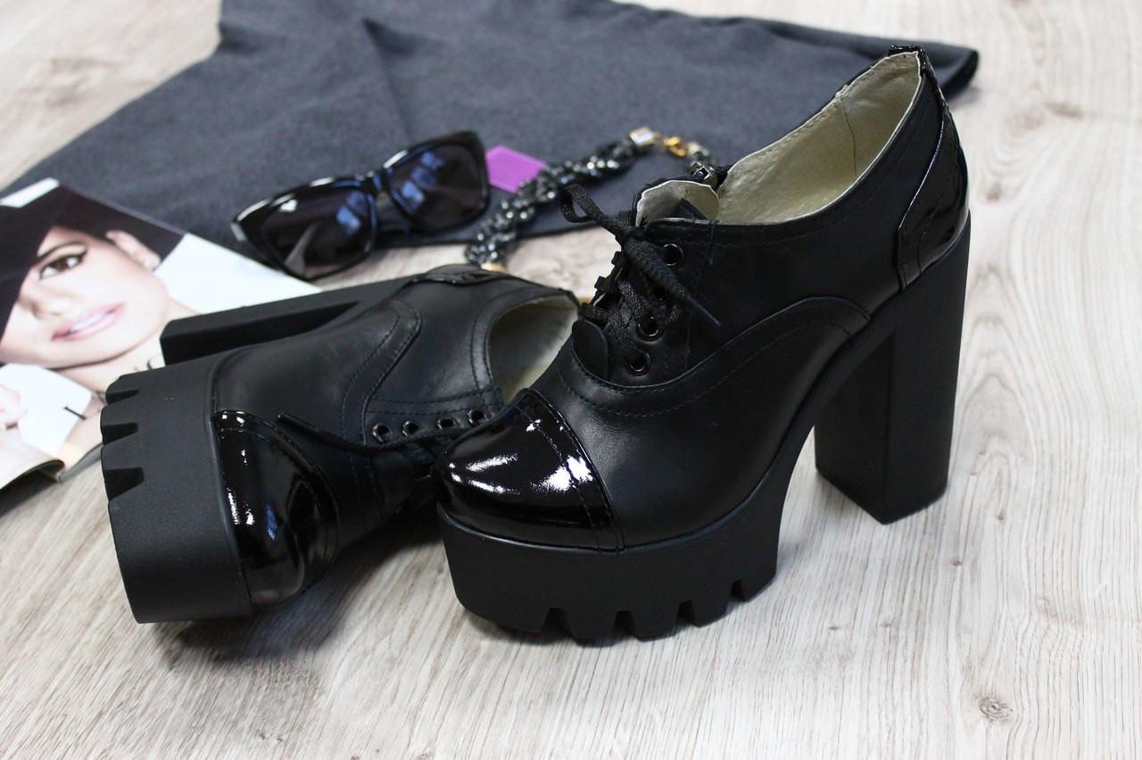 082c60f124c6 Кожаные черные туфли Giuseppe Zanotti , цена 1 000 грн., купить в ...