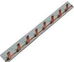 Шина Pin 1-фазная 100А, 1м