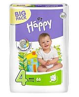Подгузники Bella Happy Maxi 4 (8-18 кг) 66 шт.