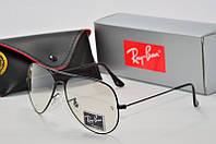 Имиджевые  очки Ray Ban Aviator  3026 черн
