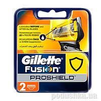 Сменные кассеты для бритвы Gillete Fusion Pro Shield 2 шт 12303