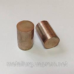 Круг бронзографитовый диаметр 16 мм х 25 мм