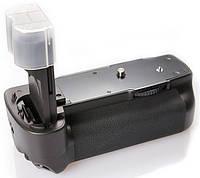 Аналог Canon BG-E6 (Phottix BP-5D MKII Premium). Батарейная ручка для Canon EOS 5D Mark II