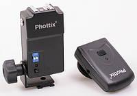 Радиосинхронизатор Phottix Tetra (PT-04 II) 4-канальный. Беспроводная синхронизация для фото