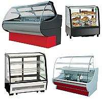 Холодильные витрины: гастрономические, настольные, кондитерские. Широкий ассортимент. Профессиональный подбор.