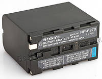 Оригинал Sony NP-F970. Аккумулятор для Sony HDR-FX1/FX7, HVR-V1U/Z7U, DCR-TR8100/VX2100 и др. [Sony (оригинал)]