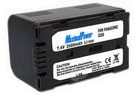 Аналог Panasonic CGR-D220/CGR-D16 (MaximalPower 2500mAh). Аккумулятор для Panasonic AG,NV,PV,DZ серий
