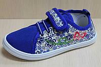 Спортивные мокасины на девочку стильная текстильная обувь р. 29