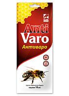 Антиваро полоски 10 шт против клещей пчел (от 20штук цена 37 грн за упаковку)