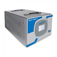Стабилизатор напряжения однофазный RUCELF SDF-II-10000-L сервоприводный