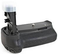 Аналог Canon BG-E9 (Phottix BG-60D). Батарейная ручка для Canon EOS 60D [DSTE]