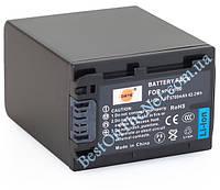 Аналог Sony NP-FV100 (DSTE 5700mAh). Аккумулятор для Sony DCR-DVD/HC/SR/SX, HDR-CX/HC/SR/UX/XR и др.