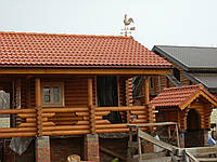 Построим,соберем деревянный дом