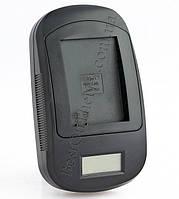 Зарядное устройство с LCD-дисплеем для аккумуляторов Canon LP-E8