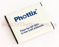 Аналог Sony NP-BN1 (Phottix Titan Premium). Аккумулятор для Sony TX7, TX9, W310, W330, W350, W370, W380, W390