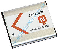 Sony NP-BN1 оригинальный. Аккумулятор для Sony TX7, TX9, W310, W330, W350, W370, W380, W390