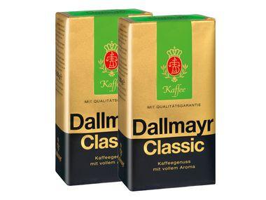 Молотый кофе Далмаер Классик 500 гр