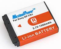 Аналог Sony NP-FR1 (MaximalPower 1500mAh). Аккумулятор для Sony DSC- T30, T50, P100, P200 и др.